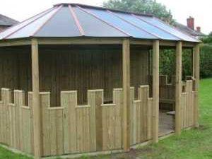 Outdoor Classrooms & Shade