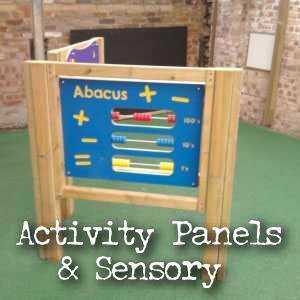 Activity Panels & Sensory