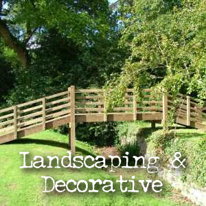 Landscaping & Decorative